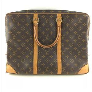 Louis Vuitton Porte Documents Voyage